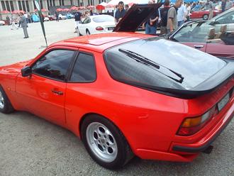 Turbo car