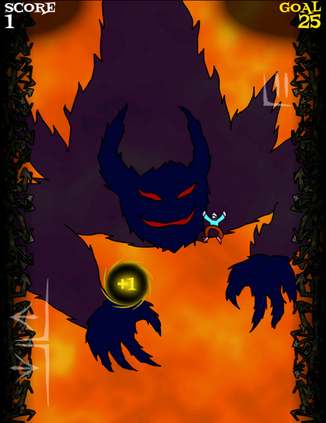 final spirit demon in game